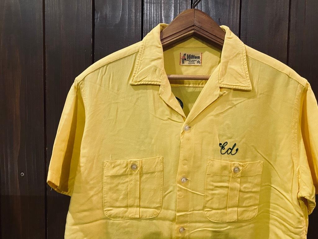 マグネッツ神戸店 5/13(水)ONLINE Vintage入荷! #1  Bowling Shirt!!!_c0078587_15101840.jpeg