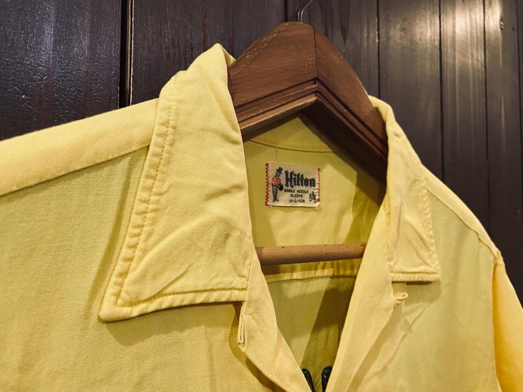 マグネッツ神戸店 5/13(水)ONLINE Vintage入荷! #1  Bowling Shirt!!!_c0078587_15102706.jpeg