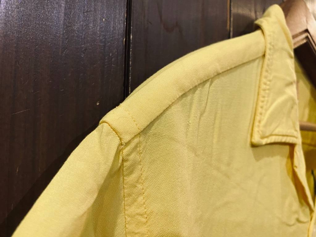 マグネッツ神戸店 5/13(水)ONLINE Vintage入荷! #1  Bowling Shirt!!!_c0078587_15103897.jpeg