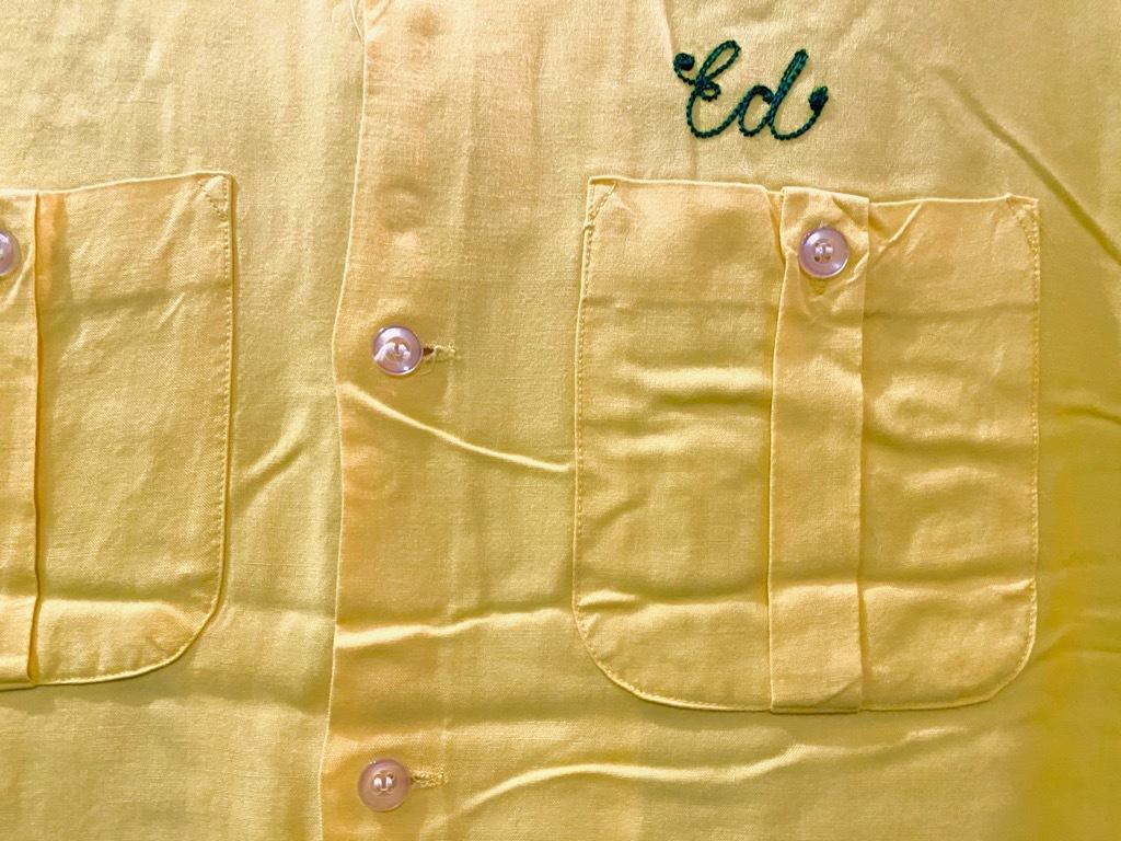 マグネッツ神戸店 5/13(水)ONLINE Vintage入荷! #1  Bowling Shirt!!!_c0078587_15104682.jpeg