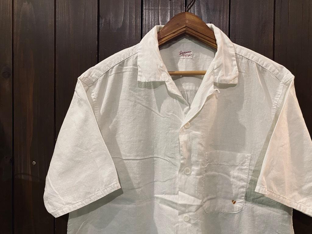 マグネッツ神戸店 5/13(水)ONLINE Vintage入荷! #4 Work&Casual Short Sleeve Shirt!!!_c0078587_15565964.jpg