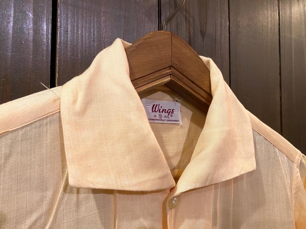 マグネッツ神戸店 5/13(水)ONLINE Vintage入荷! #4 Work&Casual Short Sleeve Shirt!!!_c0078587_17431725.jpg