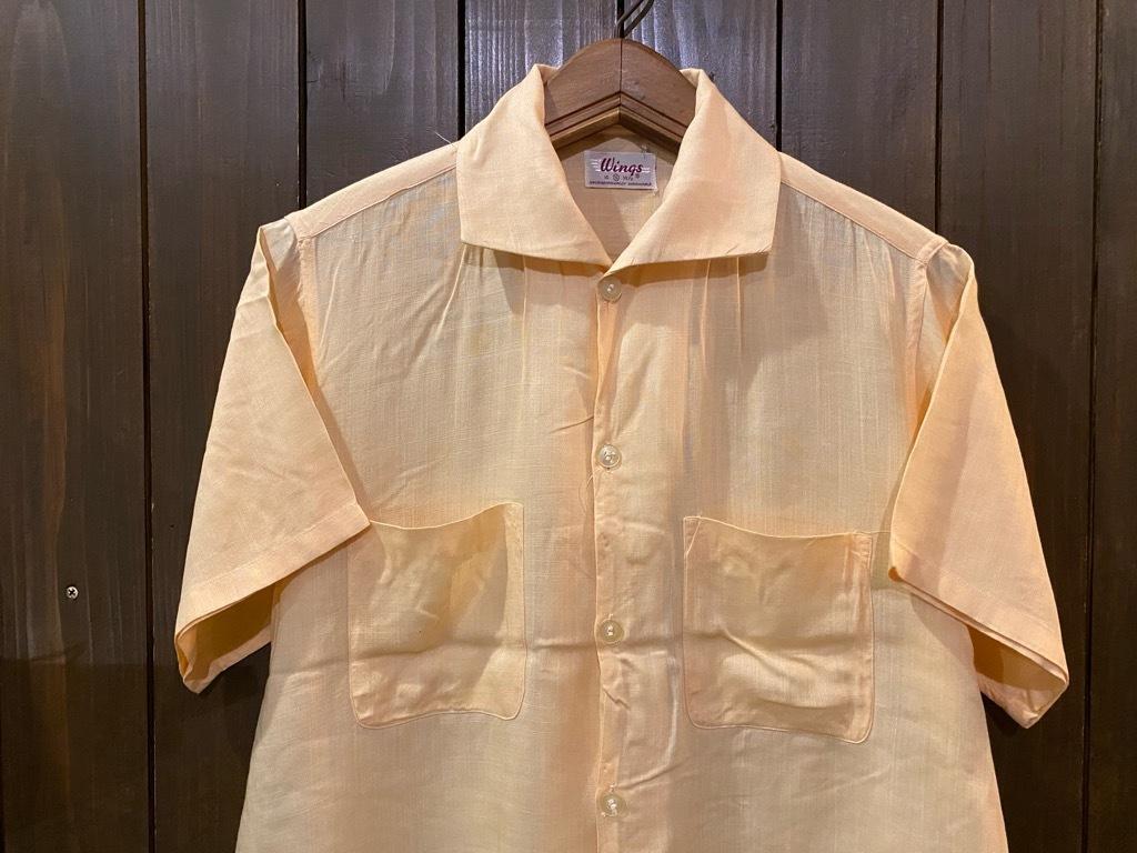 マグネッツ神戸店 5/13(水)ONLINE Vintage入荷! #4 Work&Casual Short Sleeve Shirt!!!_c0078587_17431791.jpg