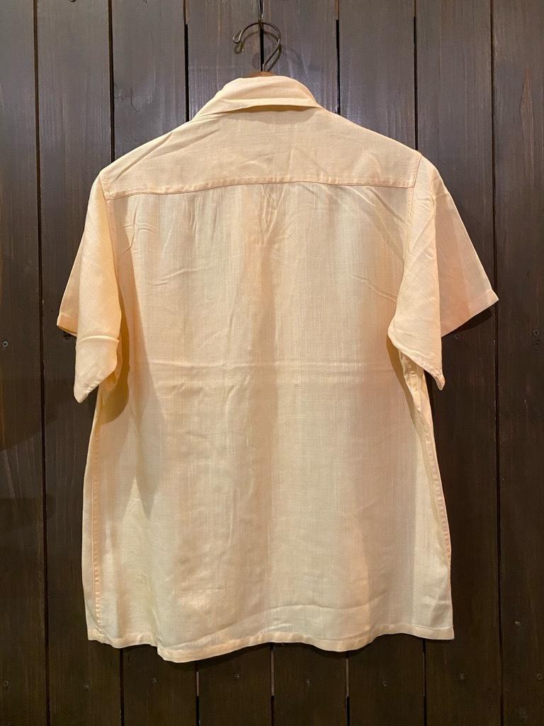 マグネッツ神戸店 5/13(水)ONLINE Vintage入荷! #4 Work&Casual Short Sleeve Shirt!!!_c0078587_17431831.jpg