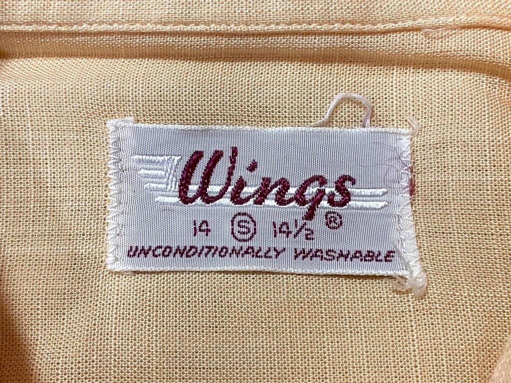 マグネッツ神戸店 5/13(水)ONLINE Vintage入荷! #4 Work&Casual Short Sleeve Shirt!!!_c0078587_17431840.jpg