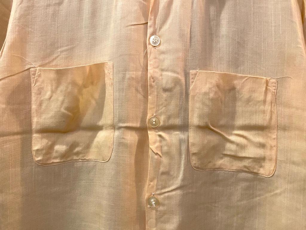 マグネッツ神戸店 5/13(水)ONLINE Vintage入荷! #4 Work&Casual Short Sleeve Shirt!!!_c0078587_17431869.jpg