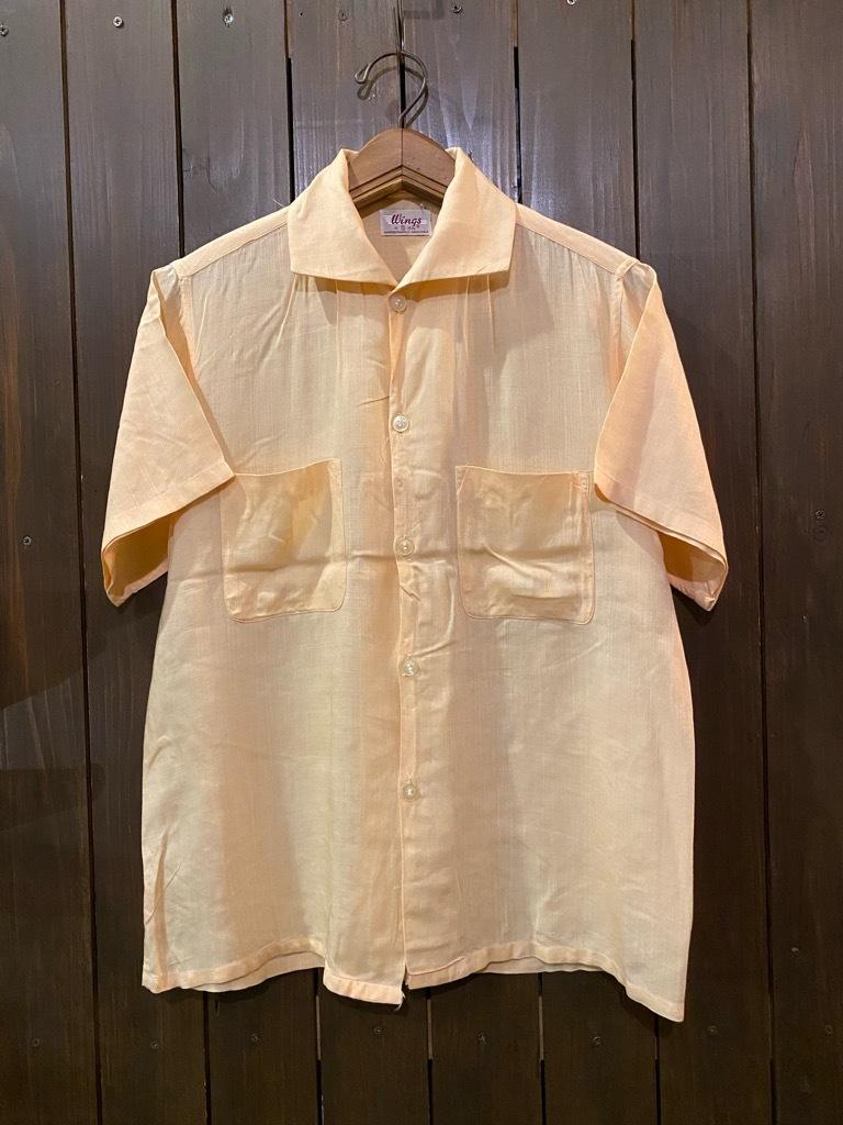 マグネッツ神戸店 5/13(水)ONLINE Vintage入荷! #4 Work&Casual Short Sleeve Shirt!!!_c0078587_17431958.jpg