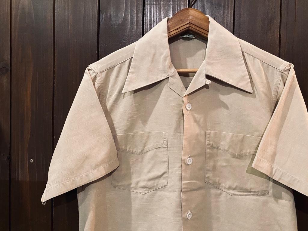 マグネッツ神戸店 5/13(水)ONLINE Vintage入荷! #4 Work&Casual Short Sleeve Shirt!!!_c0078587_17464701.jpg