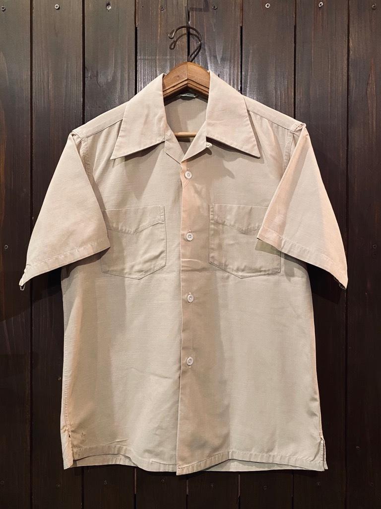 マグネッツ神戸店 5/13(水)ONLINE Vintage入荷! #4 Work&Casual Short Sleeve Shirt!!!_c0078587_17464704.jpg