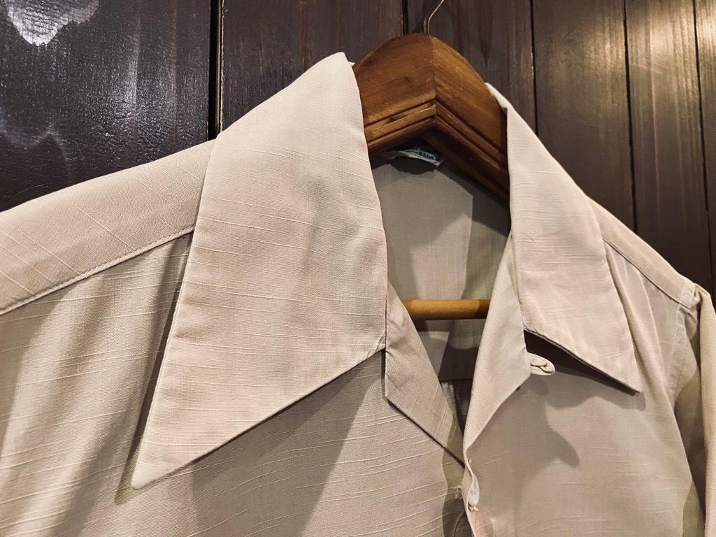 マグネッツ神戸店 5/13(水)ONLINE Vintage入荷! #4 Work&Casual Short Sleeve Shirt!!!_c0078587_17464790.jpg