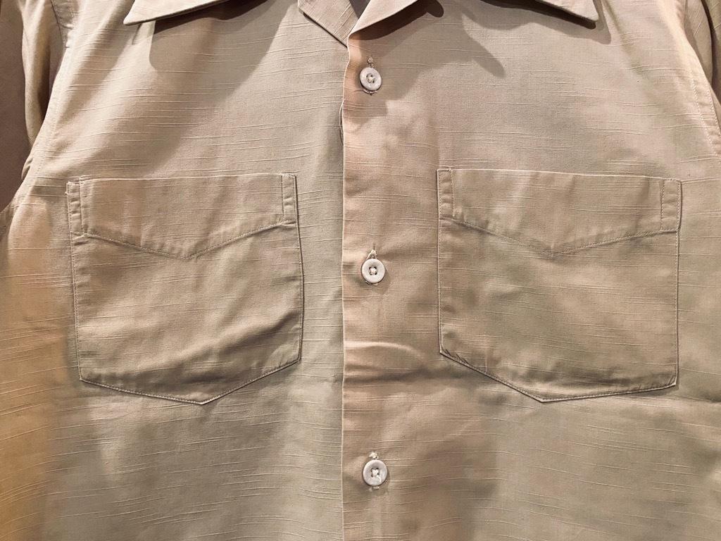 マグネッツ神戸店 5/13(水)ONLINE Vintage入荷! #4 Work&Casual Short Sleeve Shirt!!!_c0078587_17464873.jpg