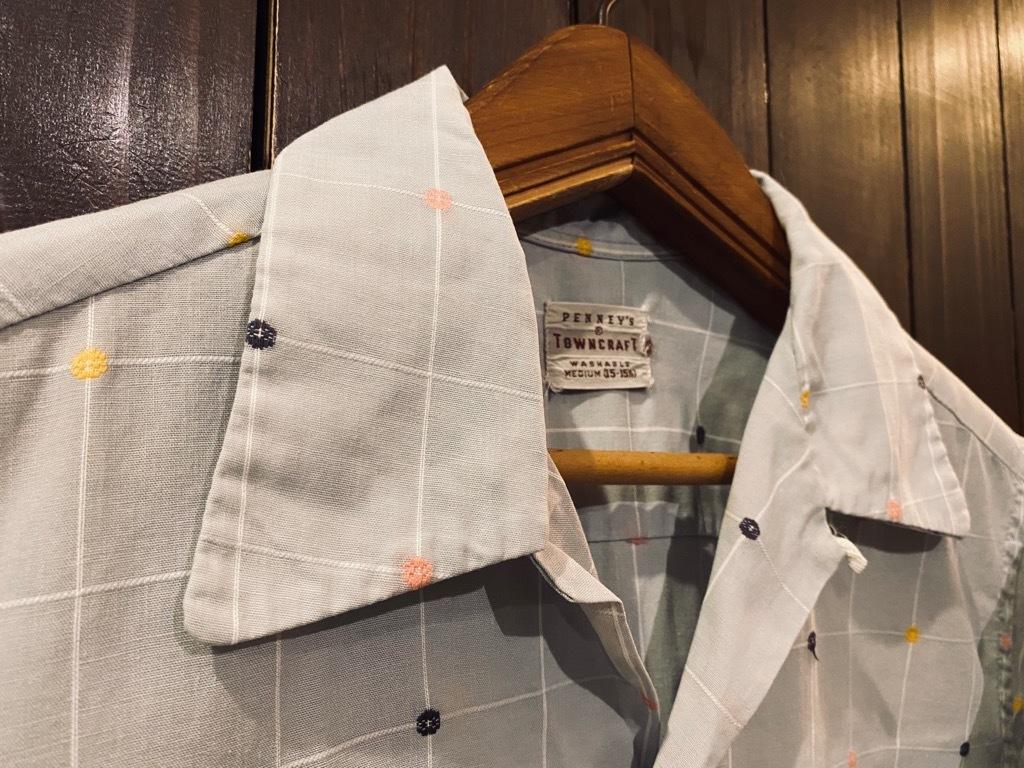 マグネッツ神戸店 5/13(水)ONLINE Vintage入荷! #4 Work&Casual Short Sleeve Shirt!!!_c0078587_17503412.jpg