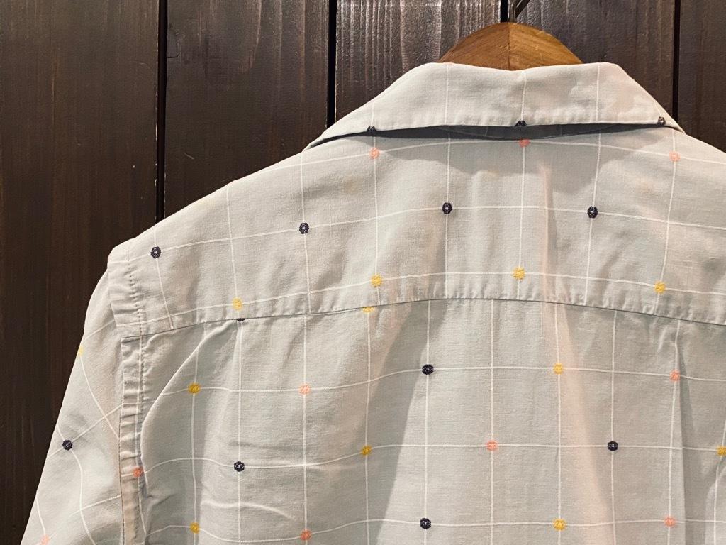 マグネッツ神戸店 5/13(水)ONLINE Vintage入荷! #4 Work&Casual Short Sleeve Shirt!!!_c0078587_17503501.jpg