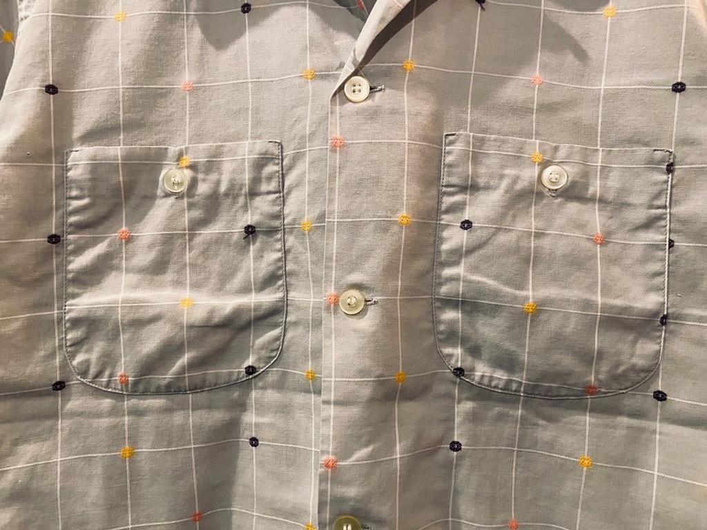 マグネッツ神戸店 5/13(水)ONLINE Vintage入荷! #4 Work&Casual Short Sleeve Shirt!!!_c0078587_17503505.jpg