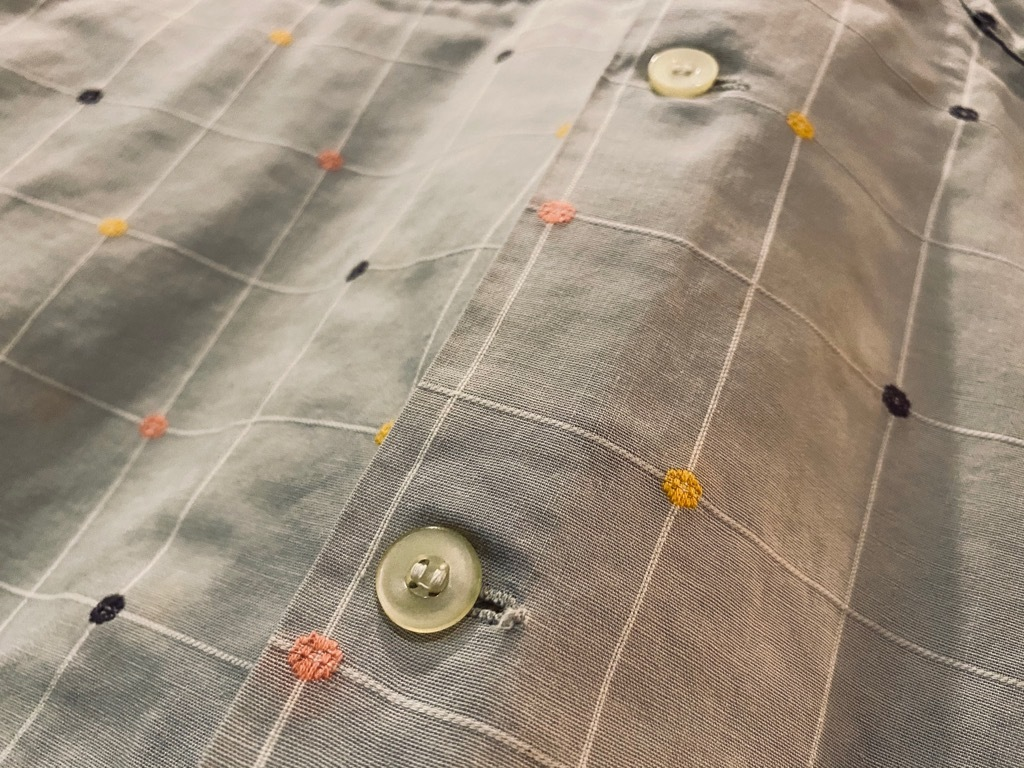 マグネッツ神戸店 5/13(水)ONLINE Vintage入荷! #4 Work&Casual Short Sleeve Shirt!!!_c0078587_17503582.jpg