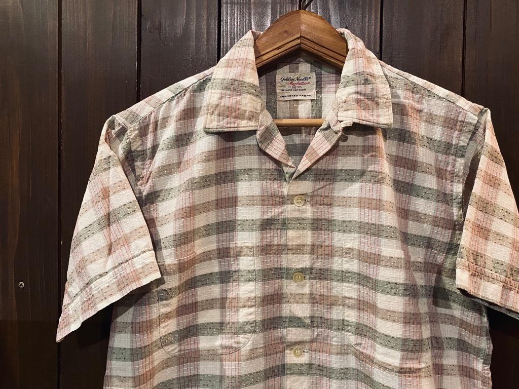 マグネッツ神戸店 5/13(水)ONLINE Vintage入荷! #4 Work&Casual Short Sleeve Shirt!!!_c0078587_17533027.jpg