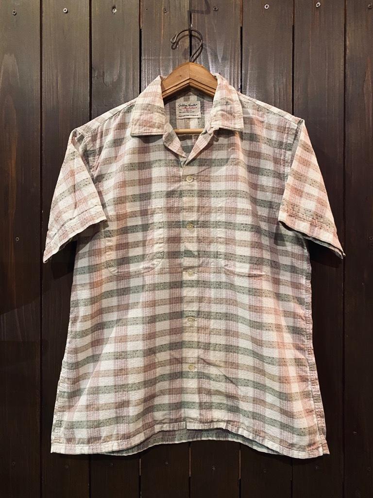マグネッツ神戸店 5/13(水)ONLINE Vintage入荷! #4 Work&Casual Short Sleeve Shirt!!!_c0078587_17533047.jpg