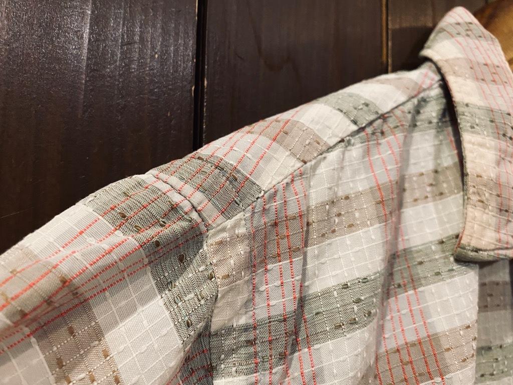 マグネッツ神戸店 5/13(水)ONLINE Vintage入荷! #4 Work&Casual Short Sleeve Shirt!!!_c0078587_17533106.jpg
