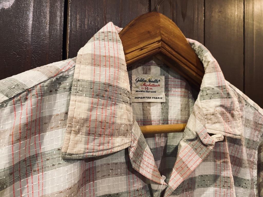 マグネッツ神戸店 5/13(水)ONLINE Vintage入荷! #4 Work&Casual Short Sleeve Shirt!!!_c0078587_17533114.jpg