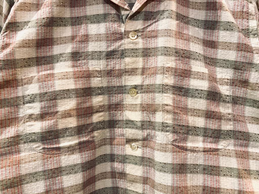 マグネッツ神戸店 5/13(水)ONLINE Vintage入荷! #4 Work&Casual Short Sleeve Shirt!!!_c0078587_17533187.jpg