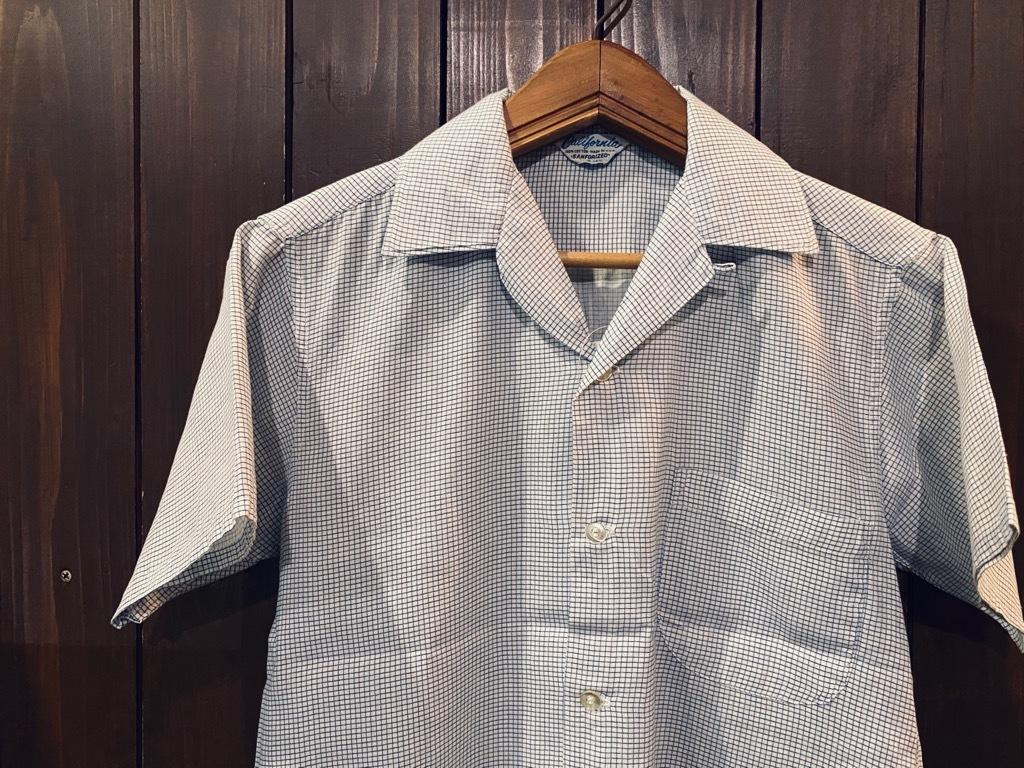 マグネッツ神戸店 5/13(水)ONLINE Vintage入荷! #4 Work&Casual Short Sleeve Shirt!!!_c0078587_17562197.jpg