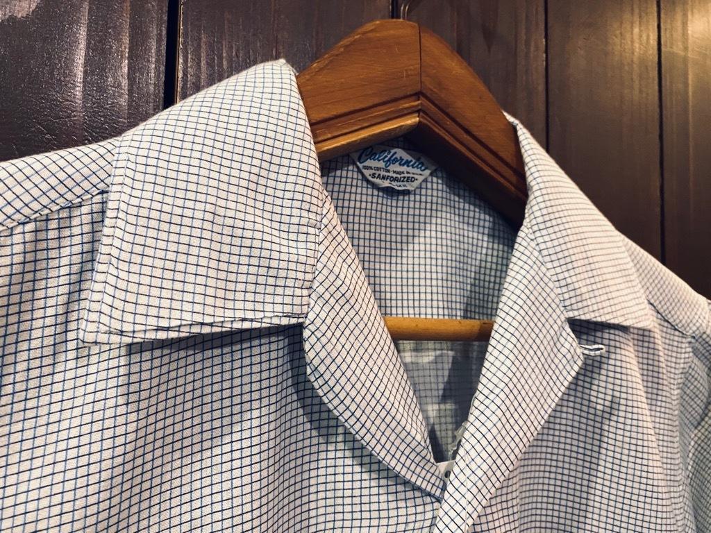 マグネッツ神戸店 5/13(水)ONLINE Vintage入荷! #4 Work&Casual Short Sleeve Shirt!!!_c0078587_17562226.jpg