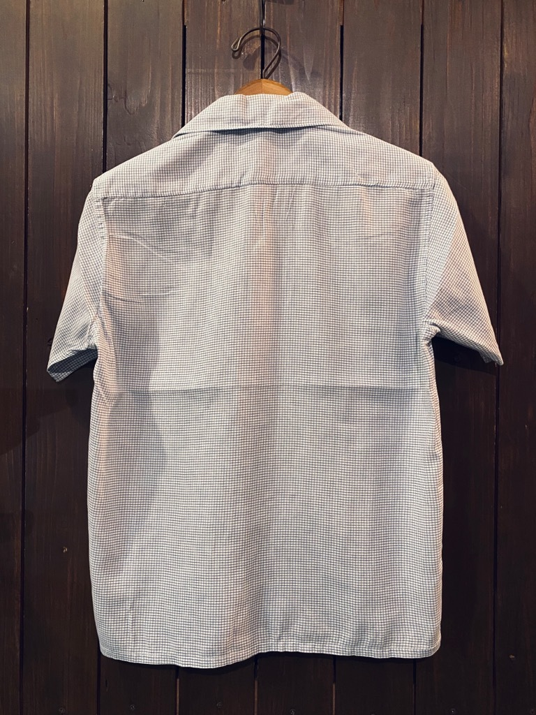 マグネッツ神戸店 5/13(水)ONLINE Vintage入荷! #4 Work&Casual Short Sleeve Shirt!!!_c0078587_17562358.jpg