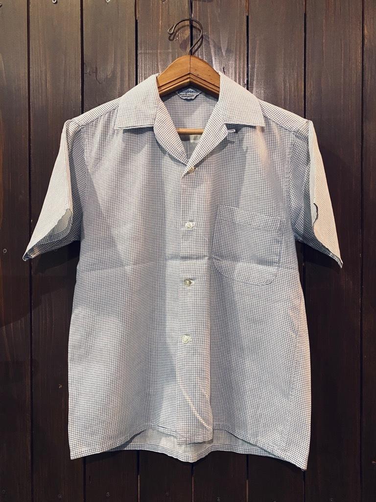 マグネッツ神戸店 5/13(水)ONLINE Vintage入荷! #4 Work&Casual Short Sleeve Shirt!!!_c0078587_17562483.jpg