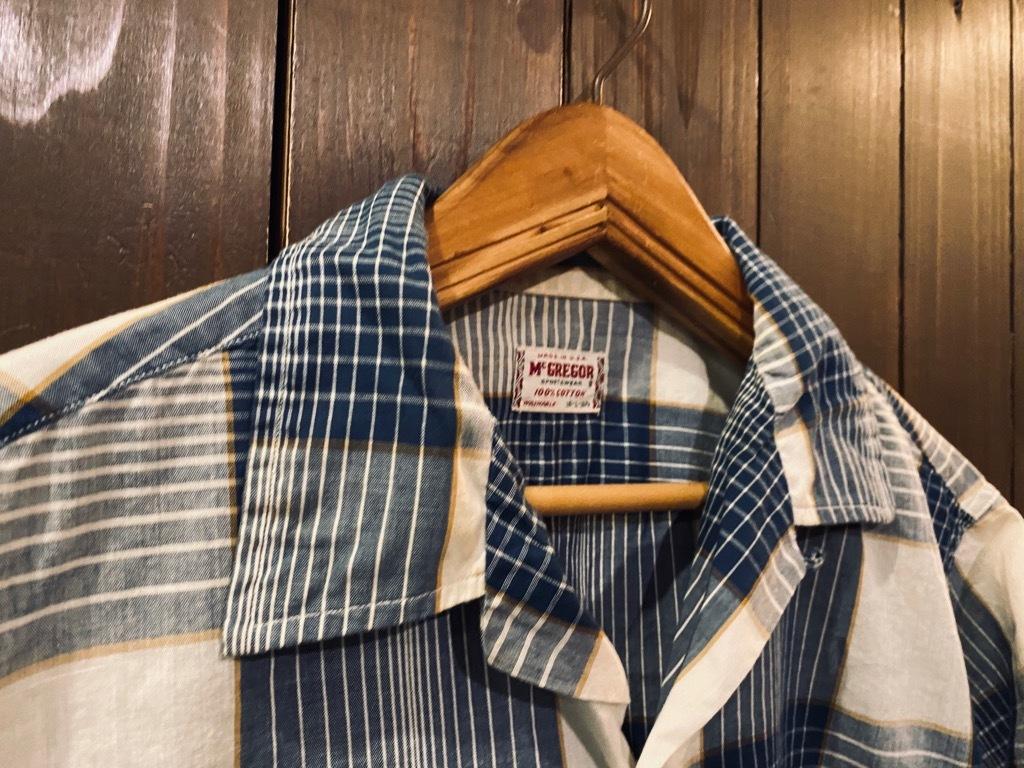マグネッツ神戸店 5/13(水)ONLINE Vintage入荷! #4 Work&Casual Short Sleeve Shirt!!!_c0078587_17590142.jpg