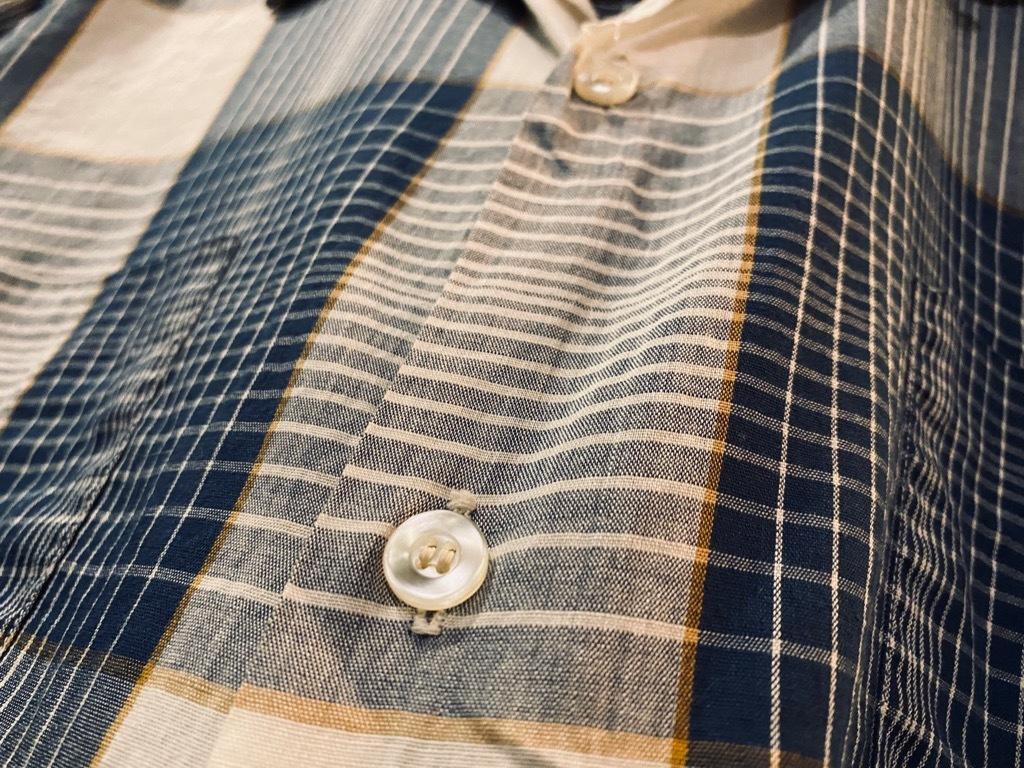マグネッツ神戸店 5/13(水)ONLINE Vintage入荷! #4 Work&Casual Short Sleeve Shirt!!!_c0078587_17590160.jpg