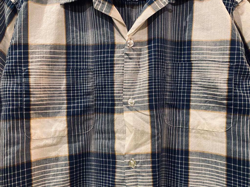 マグネッツ神戸店 5/13(水)ONLINE Vintage入荷! #4 Work&Casual Short Sleeve Shirt!!!_c0078587_17590178.jpg
