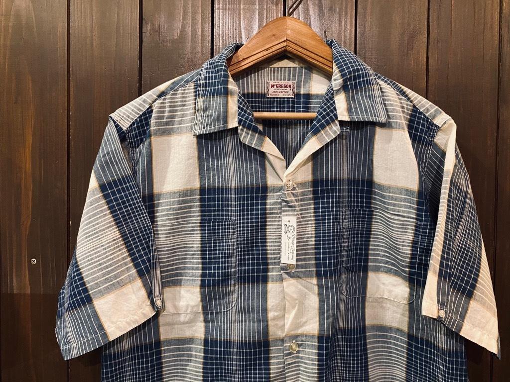 マグネッツ神戸店 5/13(水)ONLINE Vintage入荷! #4 Work&Casual Short Sleeve Shirt!!!_c0078587_17590229.jpg