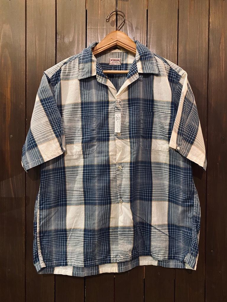 マグネッツ神戸店 5/13(水)ONLINE Vintage入荷! #4 Work&Casual Short Sleeve Shirt!!!_c0078587_17592101.jpg