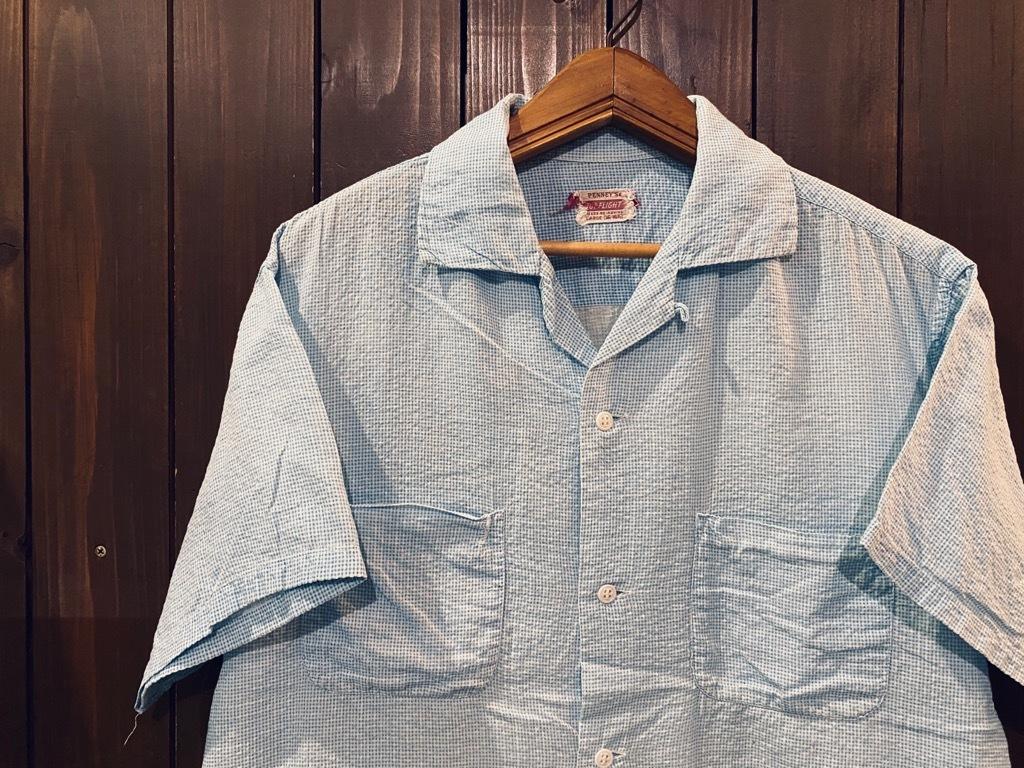 マグネッツ神戸店 5/13(水)ONLINE Vintage入荷! #4 Work&Casual Short Sleeve Shirt!!!_c0078587_18020154.jpg