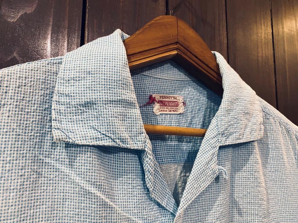 マグネッツ神戸店 5/13(水)ONLINE Vintage入荷! #4 Work&Casual Short Sleeve Shirt!!!_c0078587_18020188.jpg