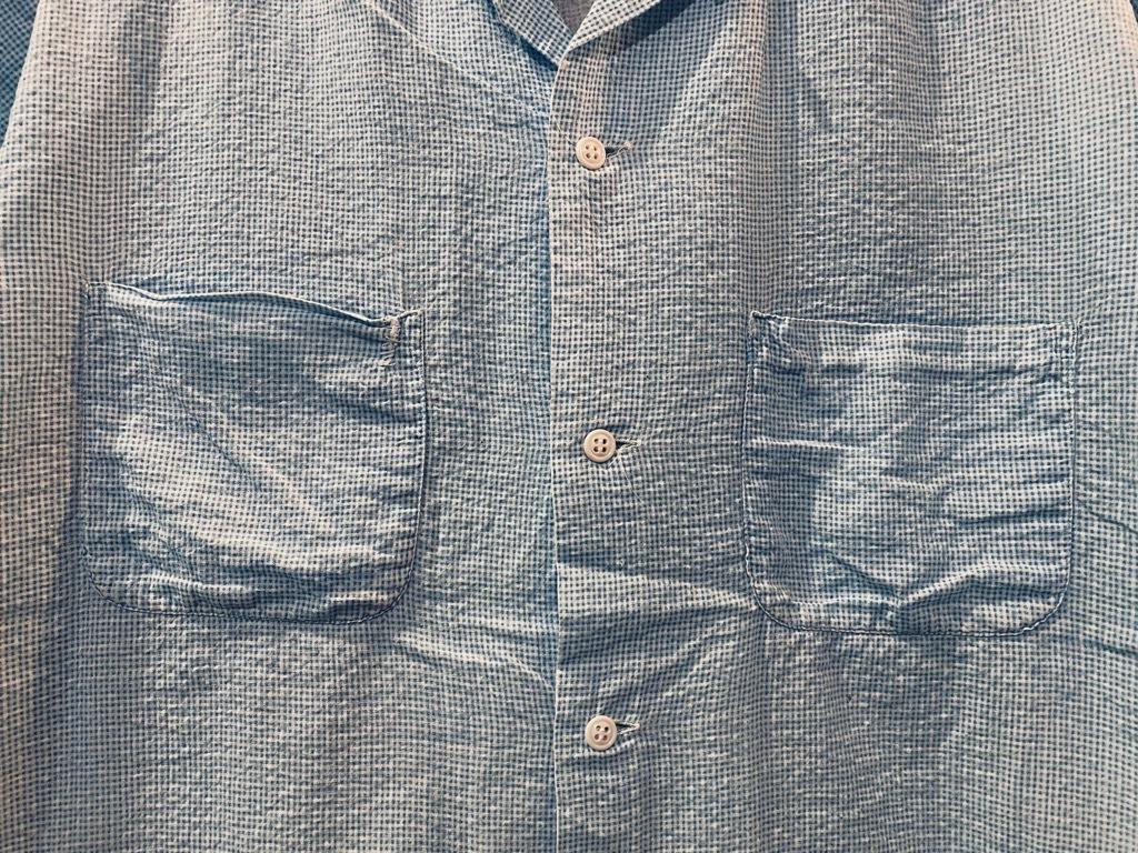マグネッツ神戸店 5/13(水)ONLINE Vintage入荷! #4 Work&Casual Short Sleeve Shirt!!!_c0078587_18020219.jpg
