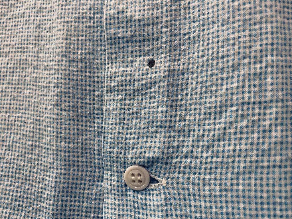 マグネッツ神戸店 5/13(水)ONLINE Vintage入荷! #4 Work&Casual Short Sleeve Shirt!!!_c0078587_18020268.jpg