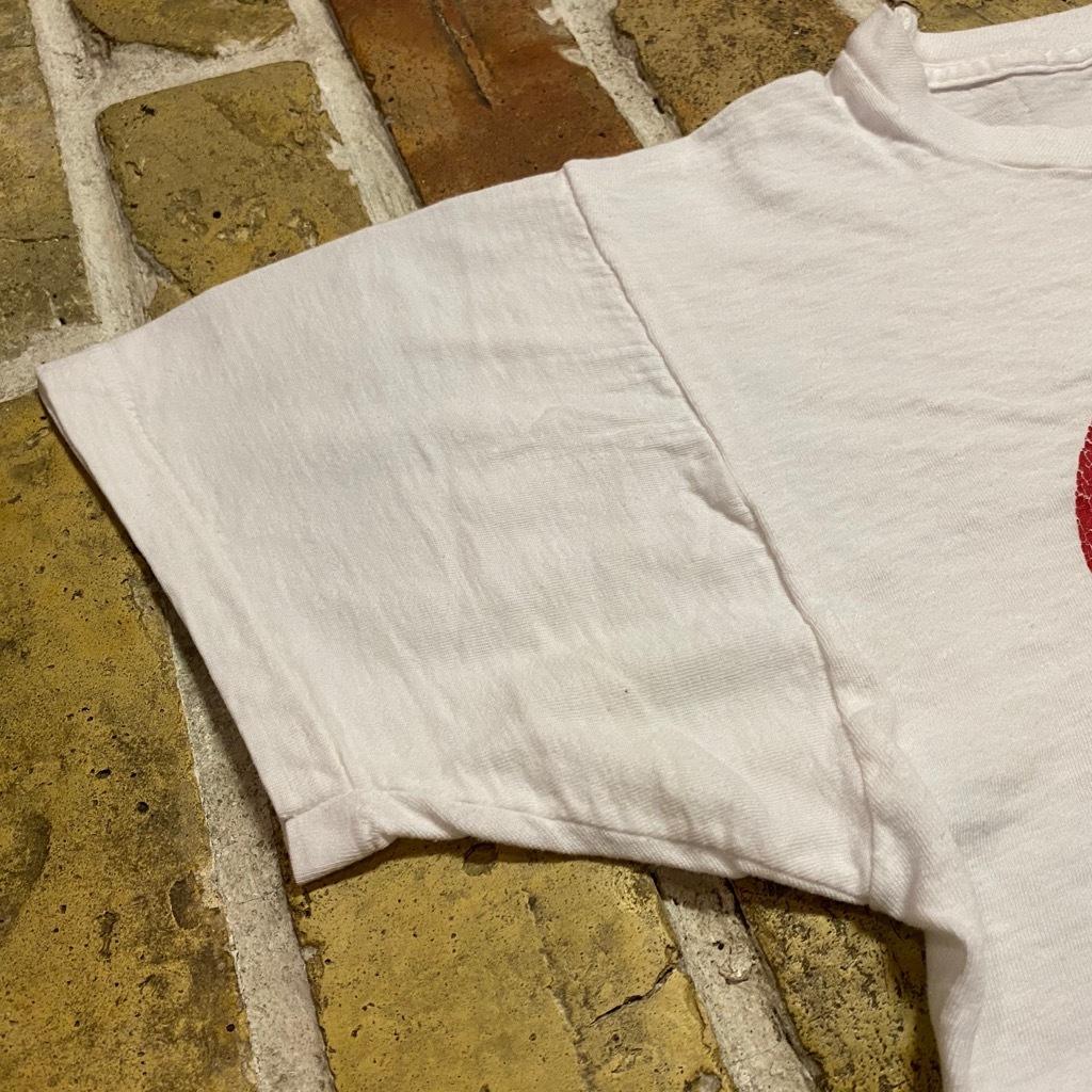 マグネッツ神戸店 5/13(水)ONLINE Vintage入荷! #6 Vintage T-Shirt Part1!!!_c0078587_18122044.jpg