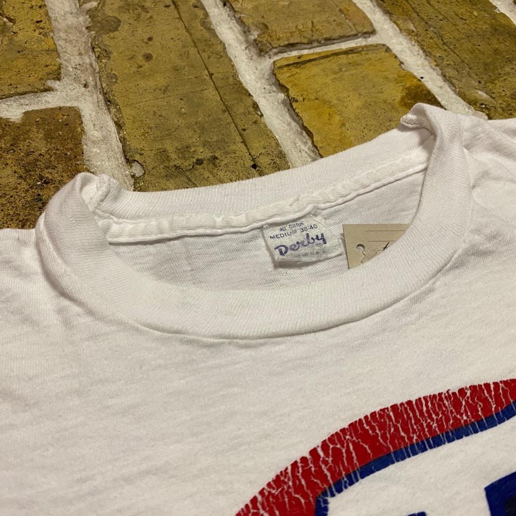 マグネッツ神戸店 5/13(水)ONLINE Vintage入荷! #6 Vintage T-Shirt Part1!!!_c0078587_18122077.jpg