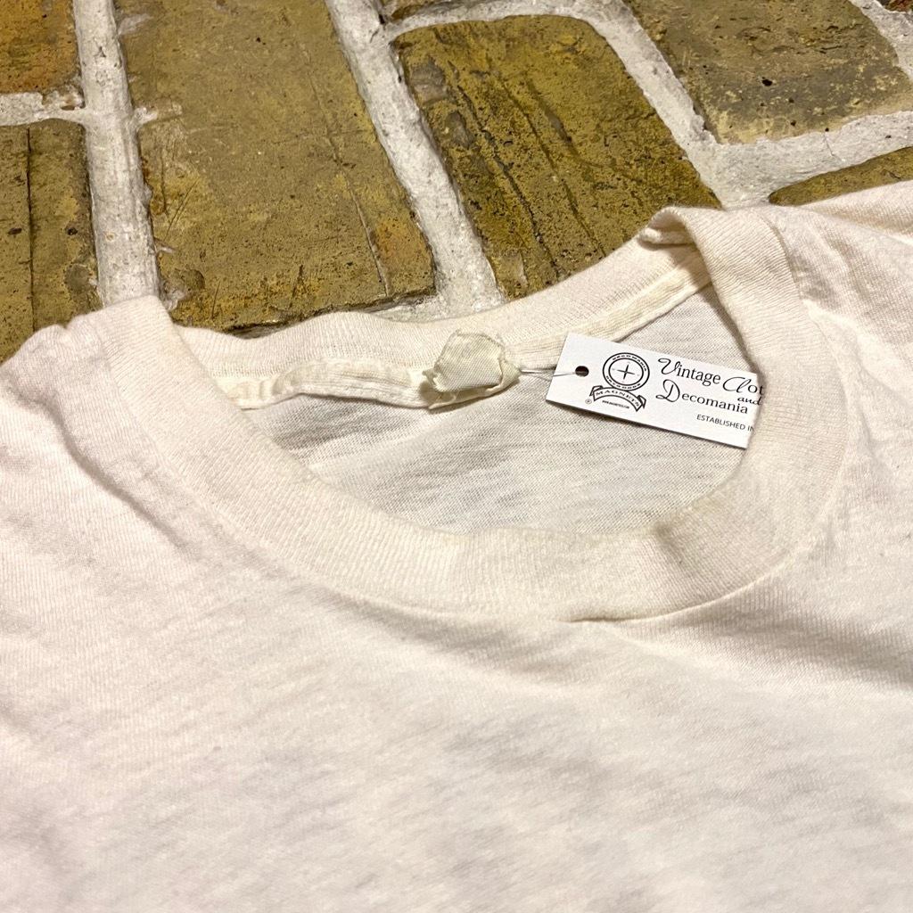 マグネッツ神戸店 5/13(水)ONLINE Vintage入荷! #6 Vintage T-Shirt Part1!!!_c0078587_18173100.jpg