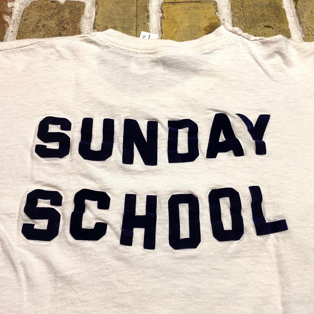 マグネッツ神戸店 5/13(水)ONLINE Vintage入荷! #6 Vintage T-Shirt Part1!!!_c0078587_18173235.jpg