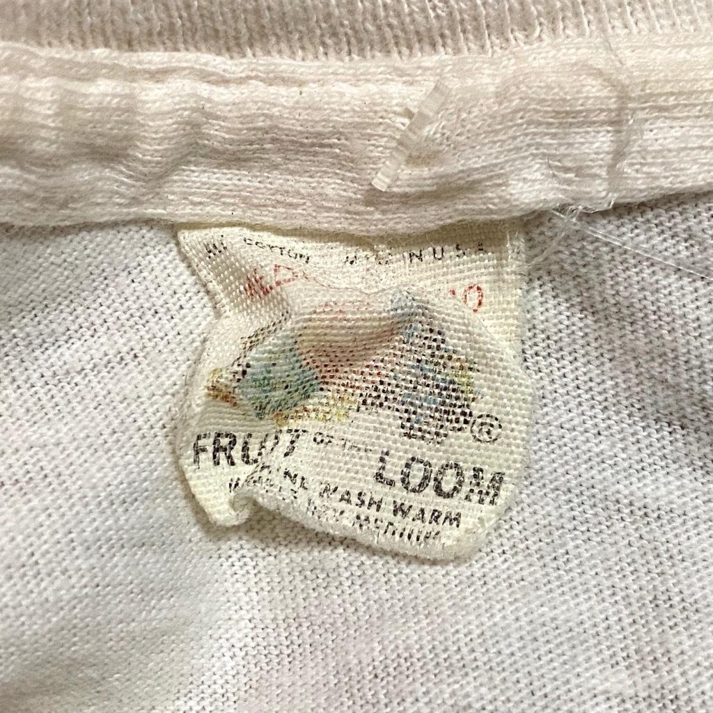 マグネッツ神戸店 5/13(水)ONLINE Vintage入荷! #6 Vintage T-Shirt Part1!!!_c0078587_18173297.jpg