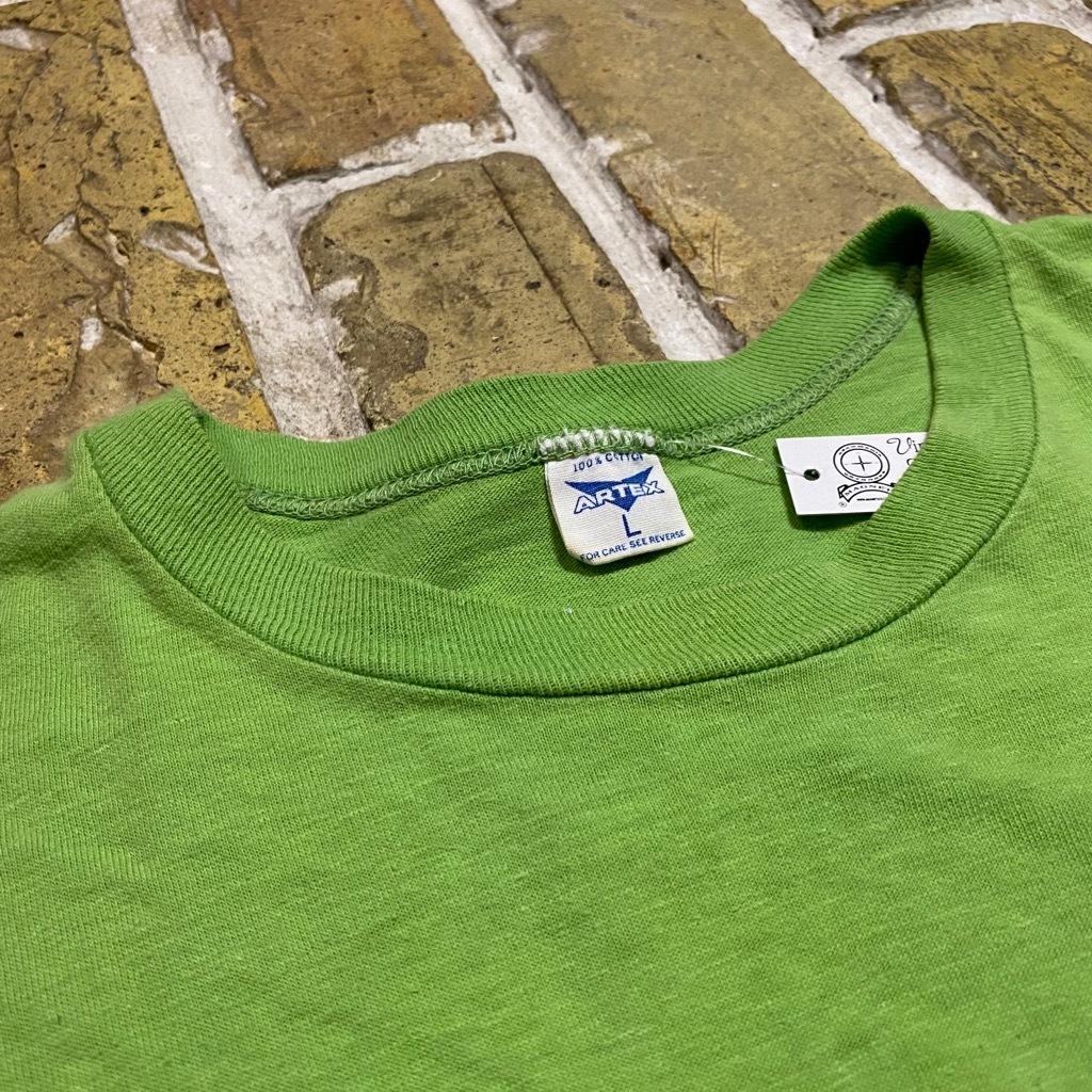 マグネッツ神戸店 5/13(水)ONLINE Vintage入荷! #6 Vintage T-Shirt Part1!!!_c0078587_18310148.jpg