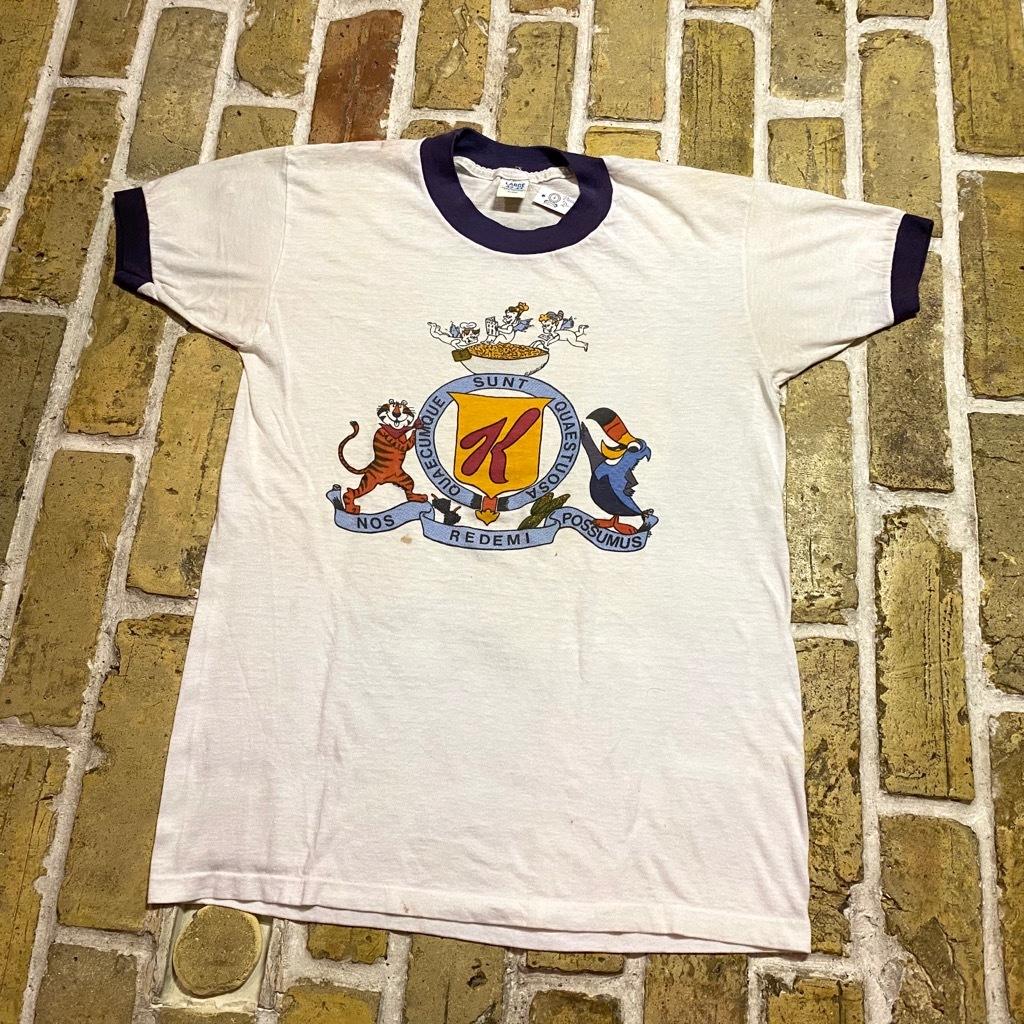 マグネッツ神戸店 5/13(水)ONLINE Vintage入荷! #6 Vintage T-Shirt Part1!!!_c0078587_18430546.jpg