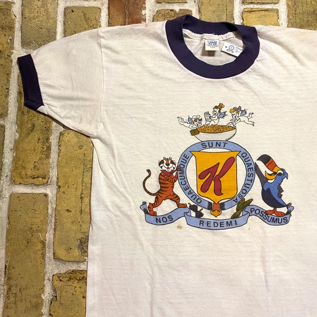 マグネッツ神戸店 5/13(水)ONLINE Vintage入荷! #6 Vintage T-Shirt Part1!!!_c0078587_18430583.jpg