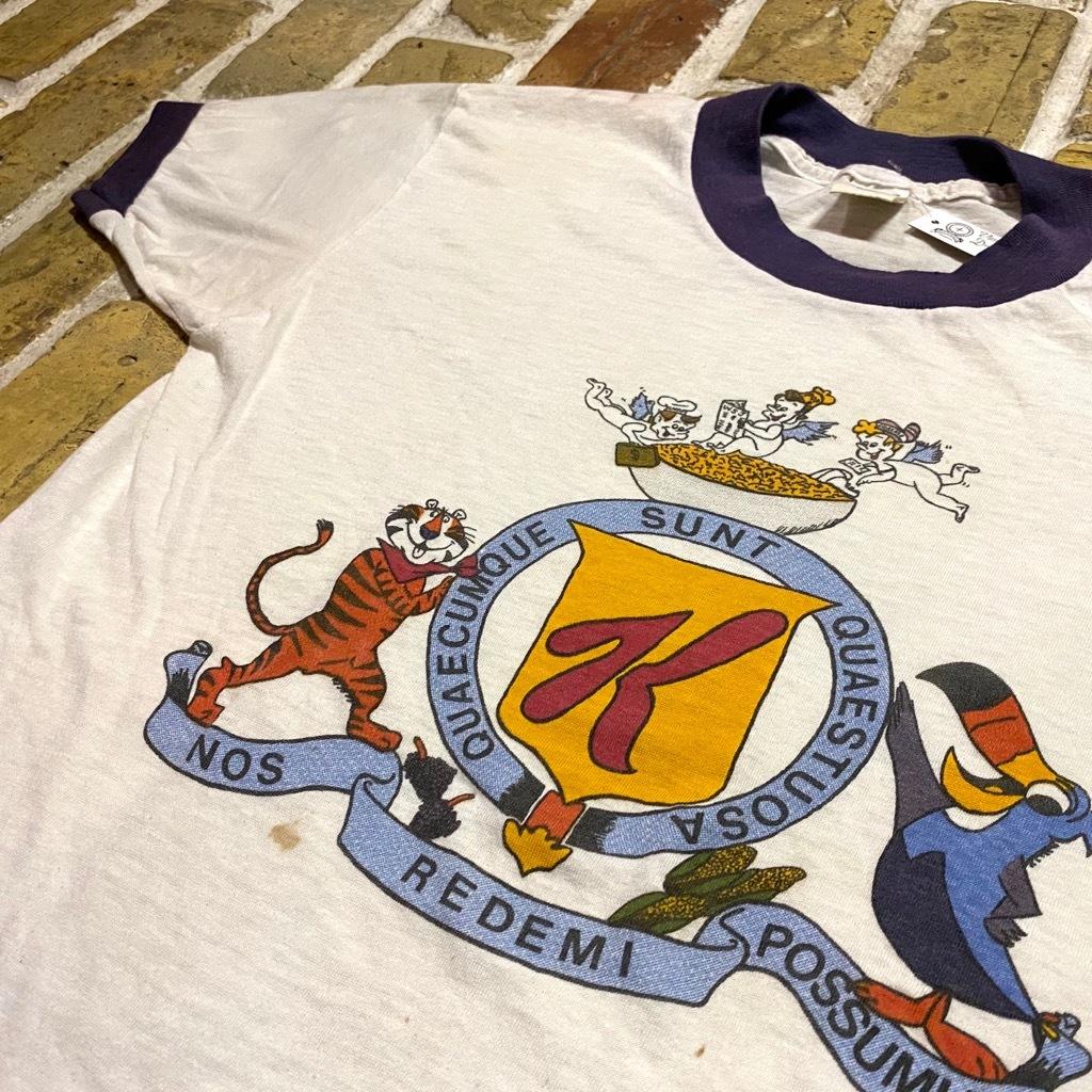 マグネッツ神戸店 5/13(水)ONLINE Vintage入荷! #6 Vintage T-Shirt Part1!!!_c0078587_18430620.jpg