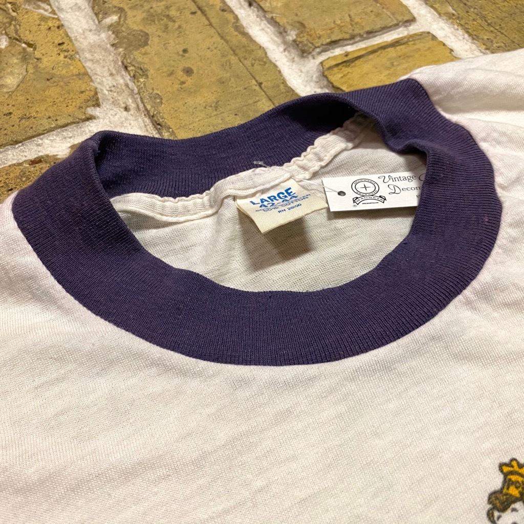 マグネッツ神戸店 5/13(水)ONLINE Vintage入荷! #6 Vintage T-Shirt Part1!!!_c0078587_18435421.jpg