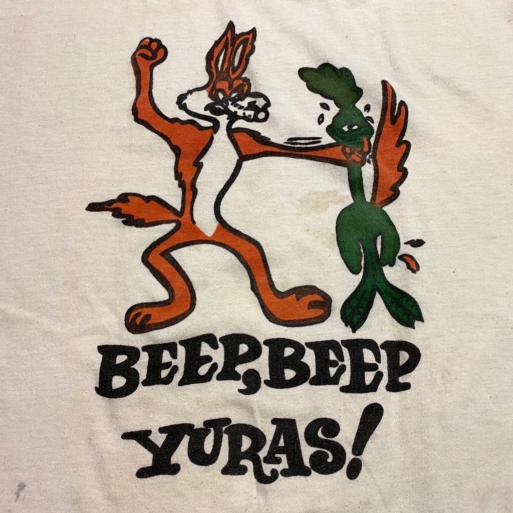 マグネッツ神戸店 5/13(水)ONLINE Vintage入荷! #6 Vintage T-Shirt Part1!!!_c0078587_18502181.jpg