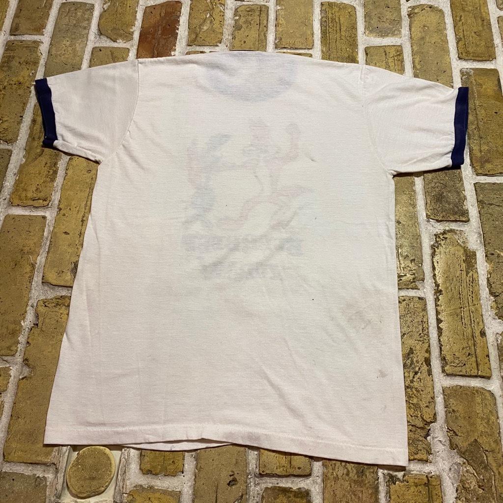 マグネッツ神戸店 5/13(水)ONLINE Vintage入荷! #6 Vintage T-Shirt Part1!!!_c0078587_18502276.jpg