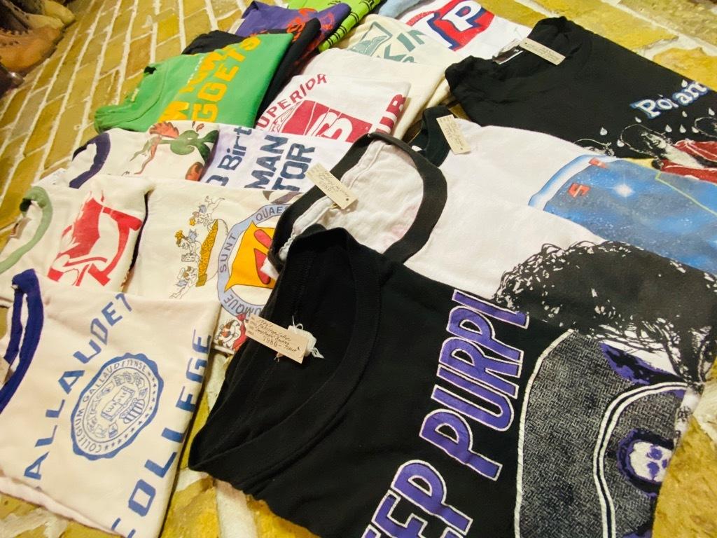 マグネッツ神戸店 5/13(水)ONLINE Vintage入荷! #6 Vintage T-Shirt Part1!!!_c0078587_21521308.jpg